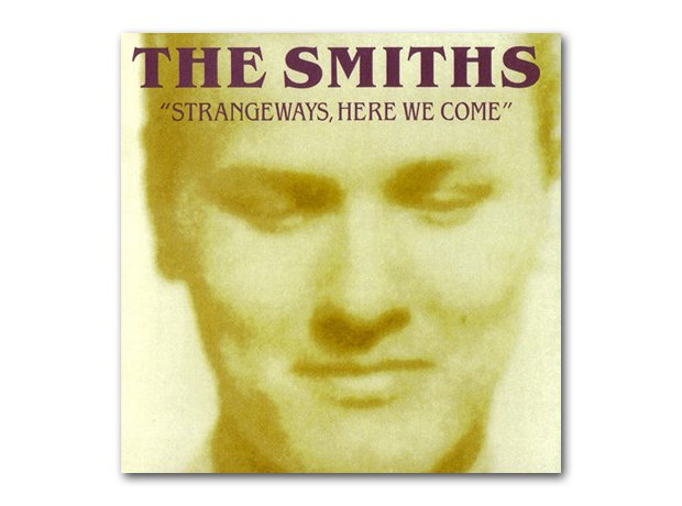 The Smiths - Strangeways, Here We Come album cover