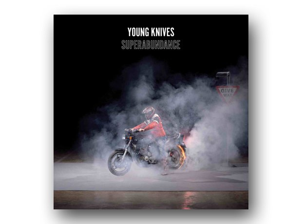 The Young Knives - Superabundance album cover