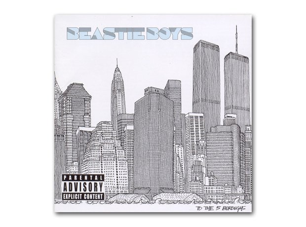 Beastie Boys - To The 5 Boroughs album cover