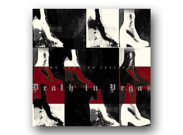 Death In Vegas - The Contino Sessions album cover