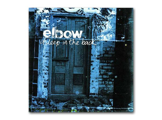 Elbow - Asleep In The Back album cover