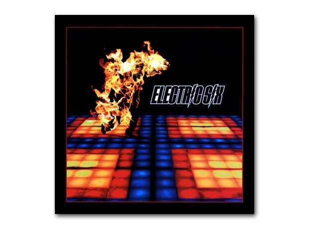 Electric Six - Fire album cover