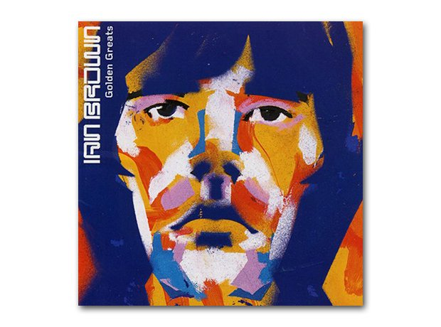Ian Brown - Golden Greats album cover