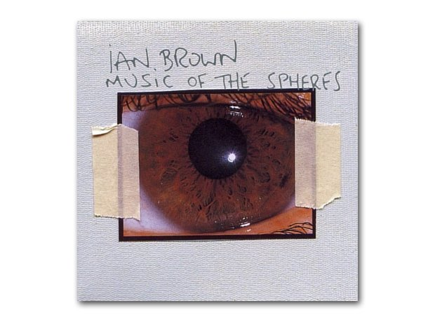 Ian Brown - Music Of The Spheres album cover