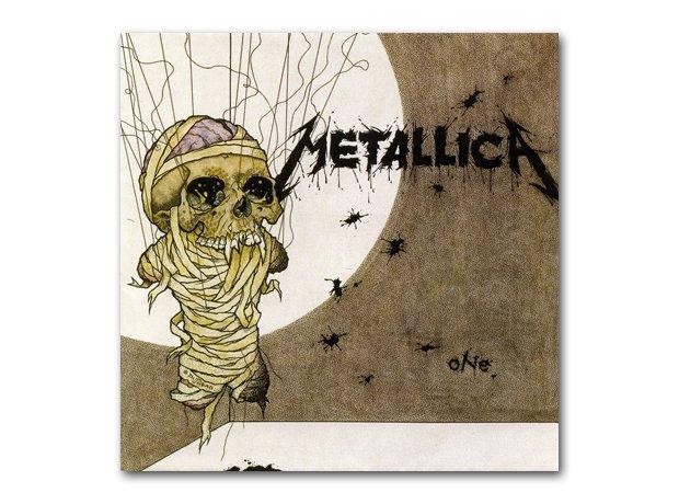 Metallica - One album cover