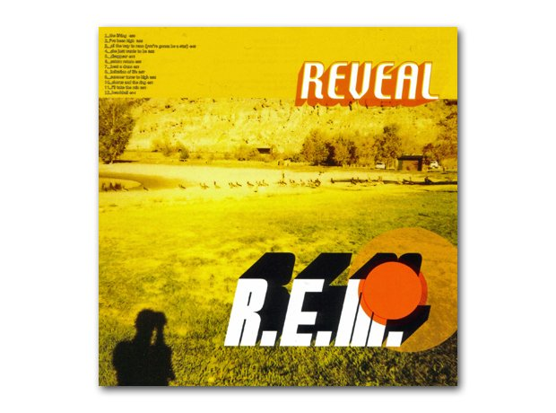 R.E.M. - Reveal album cover
