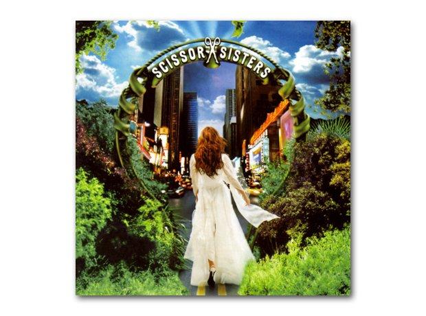 Scissor Sisters - Scissor Sisters album cover