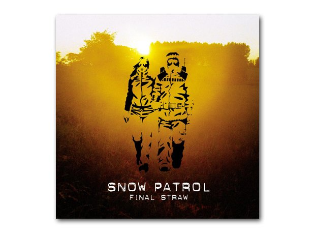 Snow Patrol - Final Straw album cover