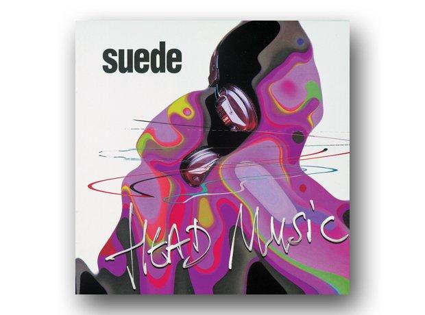 Suede - Head Music album cover