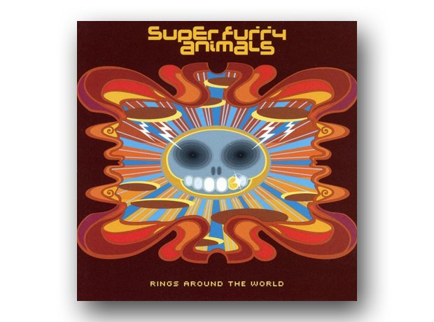 Super Furry Animals - Rings Around The World album
