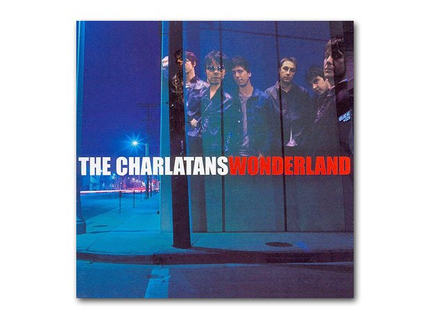 The Charlatans - Wonderland album cover
