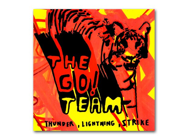 The Go! Team - Thunder, Lightning, Strike album co
