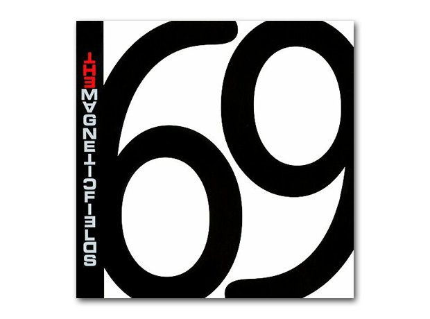 The Magnetic Fields - 69 Love Songs album cover
