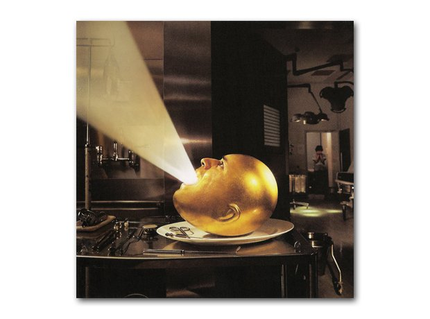 The Mars Volta - Deloused In The Comatorium album