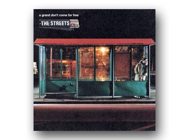 The Streets - A Grand Don't Come For Free album co