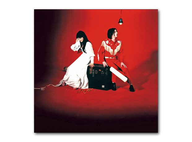 The White Stripes - Elephant album cover