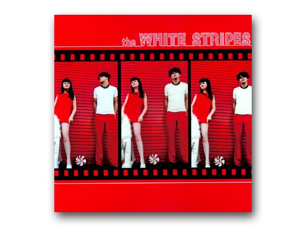 The White Stripes - The White Stripes album cover