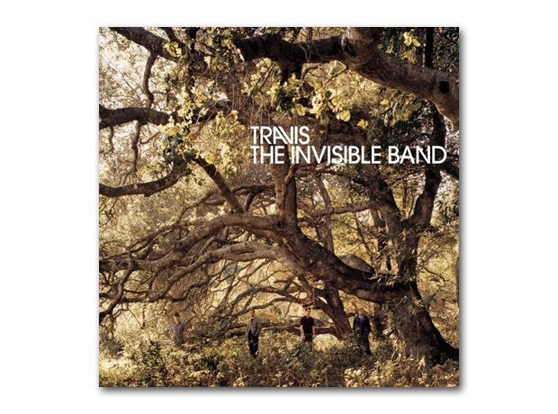 Travis - The Invisible Band album cover