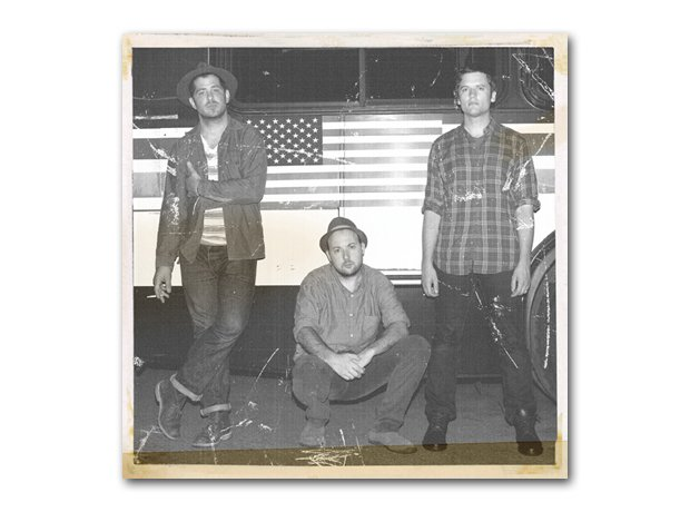 We Are Augustines - Book Of James album cover
