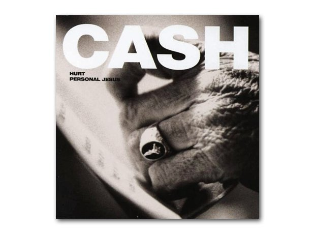 Johnny Cash - Hurt album cover