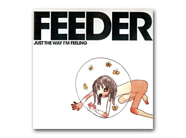 Feeder - Just The Way I'm Feeling album cover