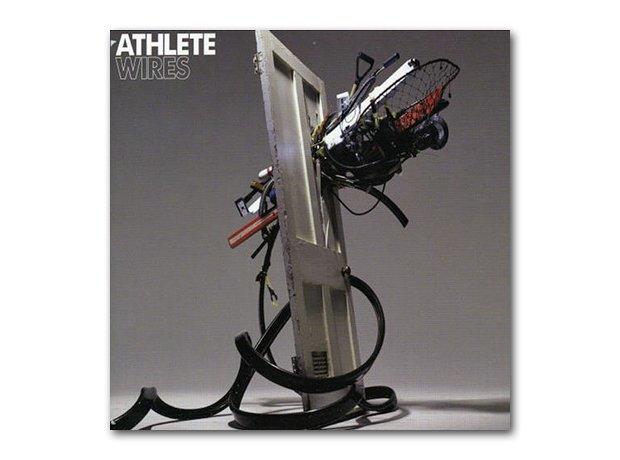 Athlete - Wires album cover