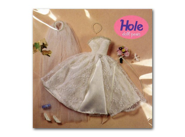 Hole - Doll Parts album cover
