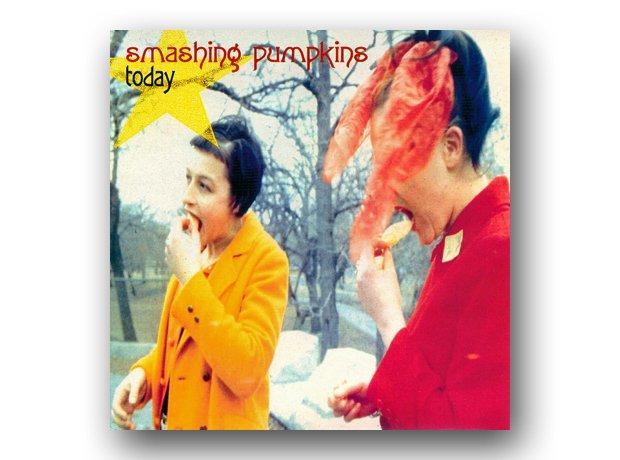 Smashing Pumpkins - Today album cover