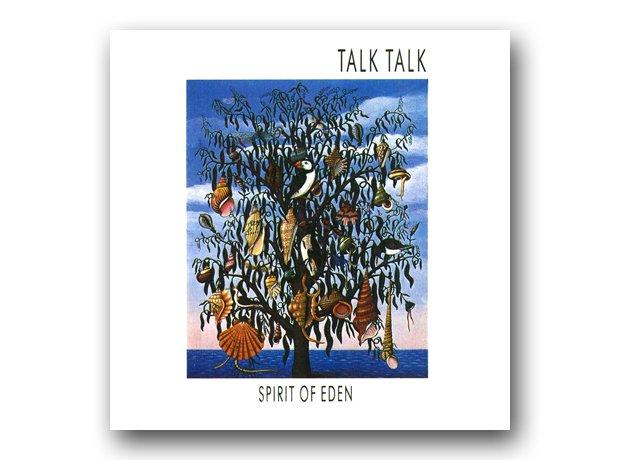 Talk Talk - Spirit Of Eden album cover