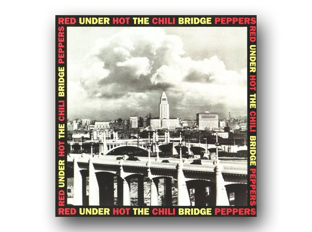 Red Hot Chili Peppers - Under The Bridge cover